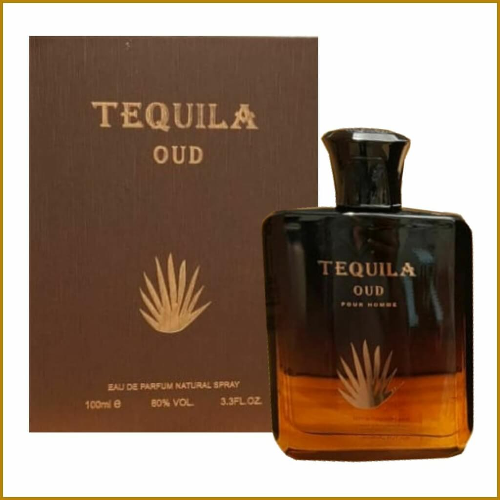Tequila Oud 3.4 oz EDP for men