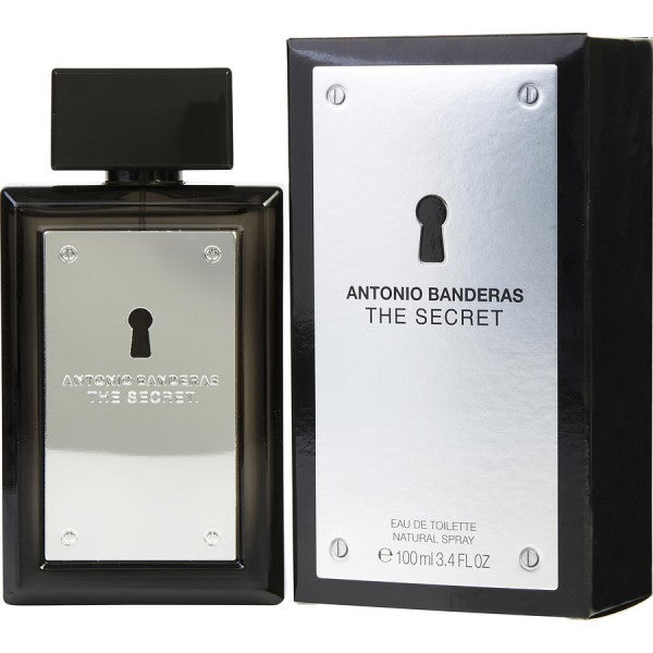 Antonio Banderas The Secret 3.4 oz EDT for men