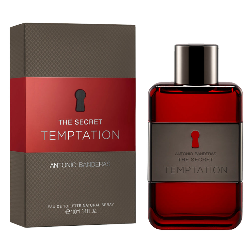 The Secret Temptation 3.4 oz EDT for men