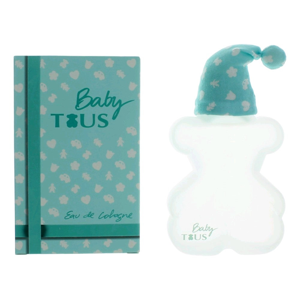 Tous Baby 3.4 oz EDC for Boys and Girls