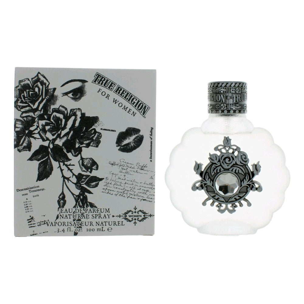 True Religion 3.4 oz EDP for women