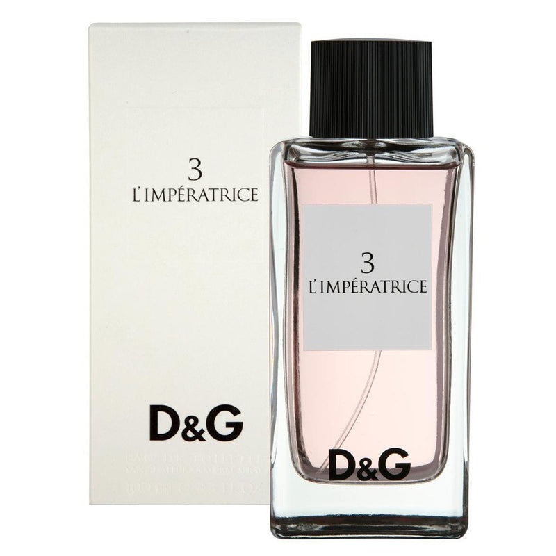 3 L'Imperatrice 3.4 oz for women  DOLCE & GABBANA UNISEX FRAGRANCES - LaBellePerfumes