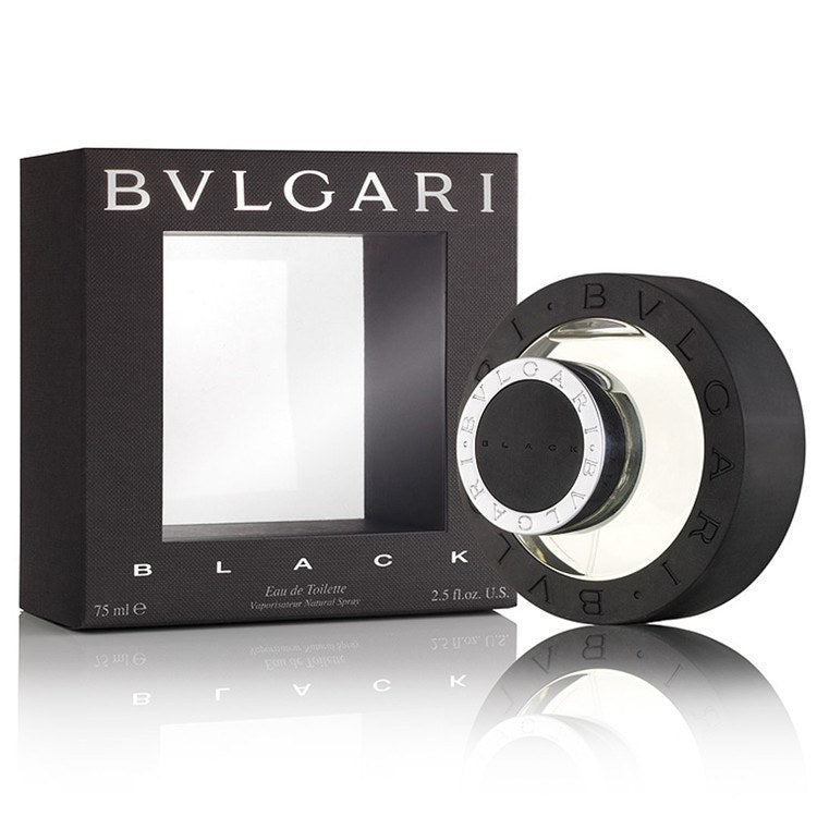 Black 2.5 oz EDT for Unisex  BULGARI UNISEX FRAGRANCES - LaBellePerfumes