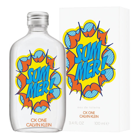 CK One Summer 2019 3.3 oz EDT U