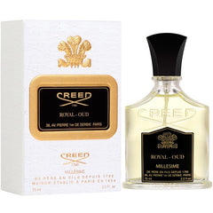UNISEX FRAGRANCES - Creed Royal Oud 2.5 Oz EDP For Men