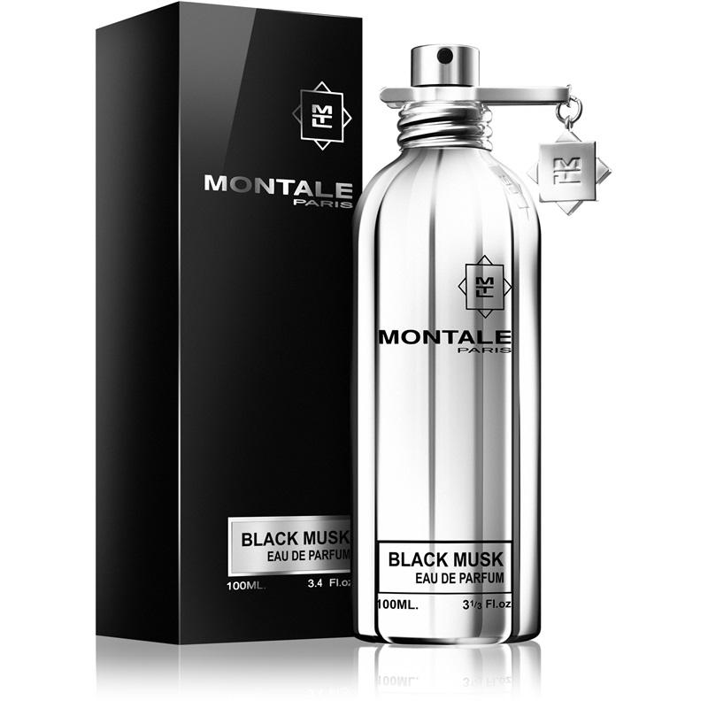 UNISEX FRAGRANCES - Montale Black Musk 3.4 Oz EDP Unisex