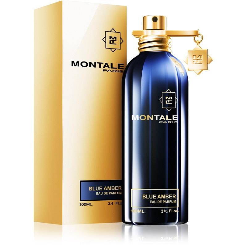 UNISEX FRAGRANCES - Montale Blue Amber 3.4 Oz EDP Unisex