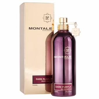 UNISEX FRAGRANCES - Montale Dark Purple 3.4 Oz EDP Unisex