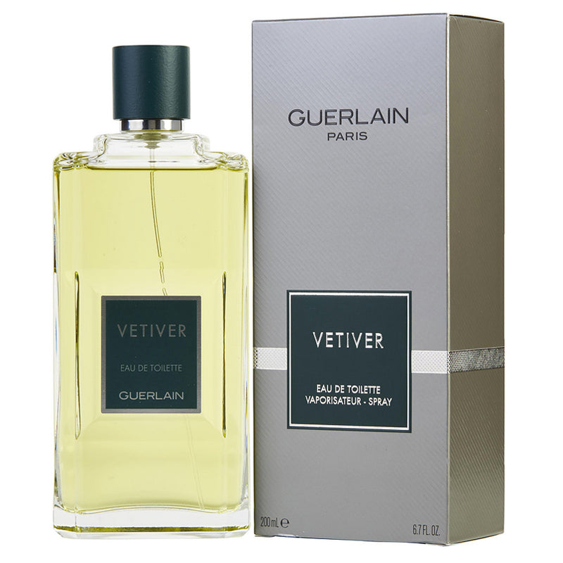 Guerlain Vetiver 6.7 oz EDT for men