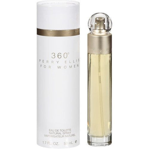 360 3.4 oz EDT for women