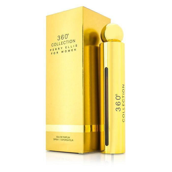 360 Collection 3.4 oz EDP for women  PERRY ELLIS WOMENS FRAGRANCES - LaBellePerfumes