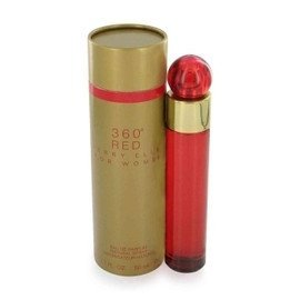 360 Red 3.4 oz EDP for women  PERRY ELLIS WOMENS FRAGRANCES - LaBellePerfumes