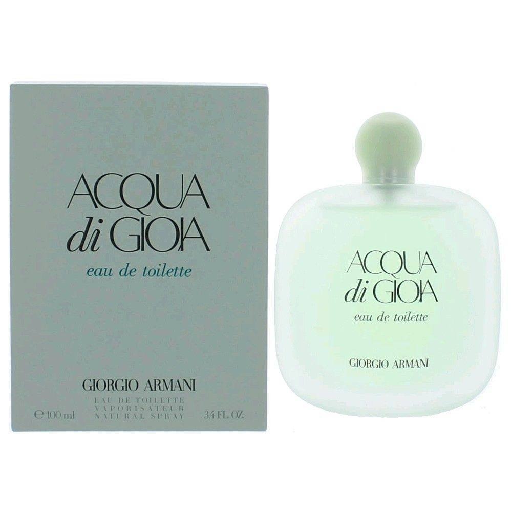 Acqua Di Gioia 3.4 oz EDT for women  GIORGIO ARMANI WOMENS FRAGRANCES - LaBellePerfumes