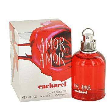 WOMENS FRAGRANCES - Amor Amor 1.7 Oz EDT For Women