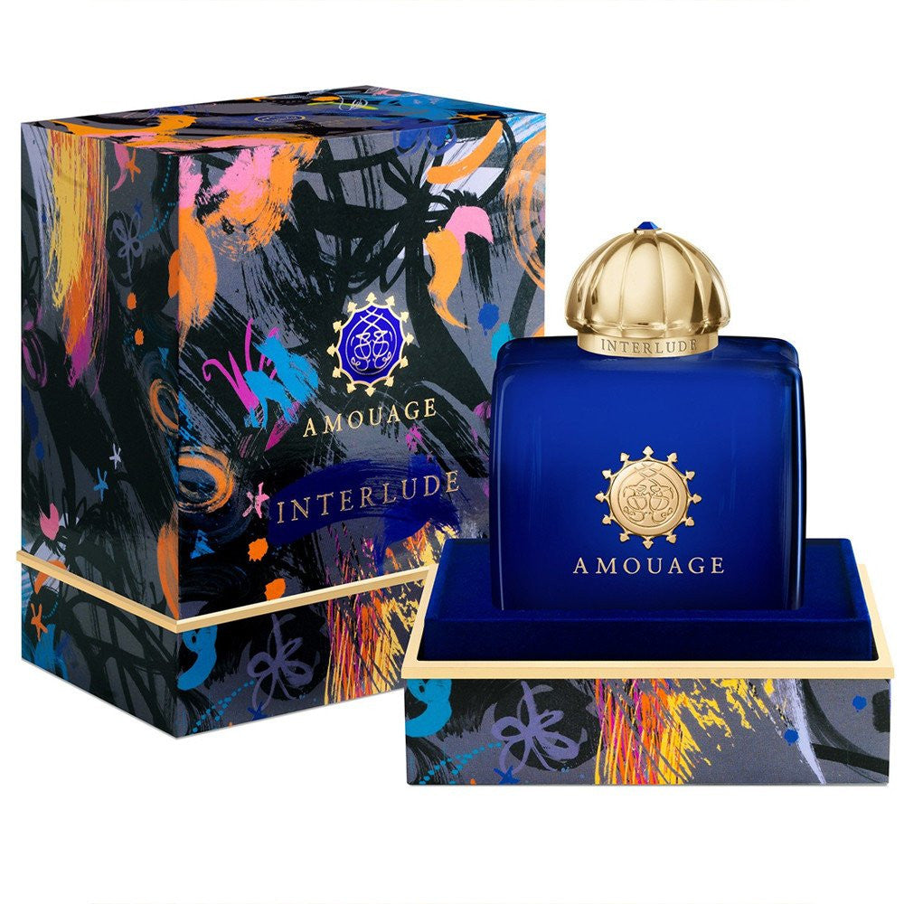 WOMENS FRAGRANCES - Amouage Interlude 3.4 Oz EDP For Women