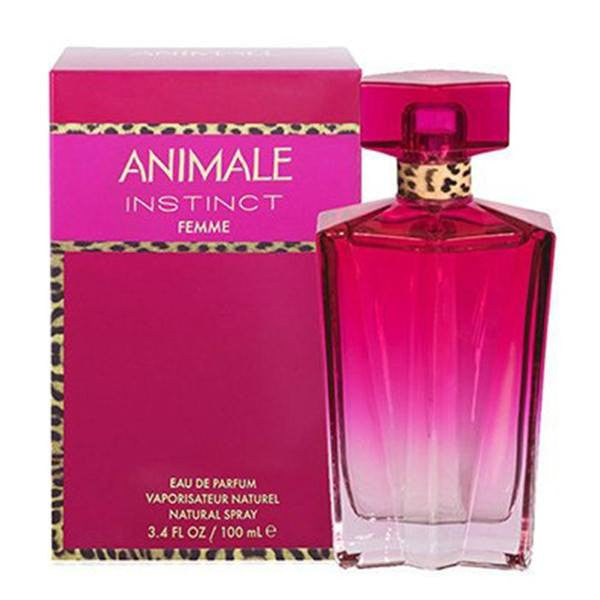 WOMENS FRAGRANCES - Animale Instinct 3.4 Oz EDP For Women