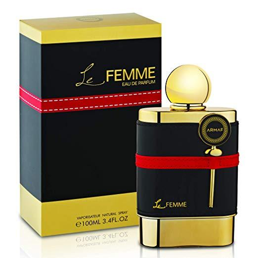 WOMENS FRAGRANCES - ARMAF La Femme 3.4 Oz EDP For Women