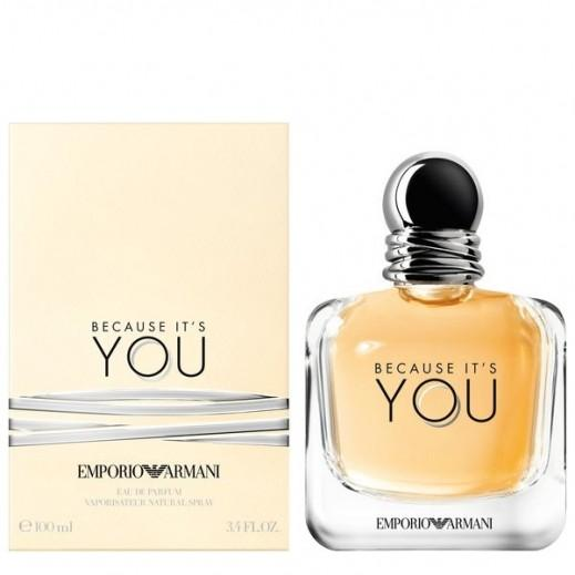 WOMENS FRAGRANCES - Armani Because It's You 3.4 Oz EDP For Woman