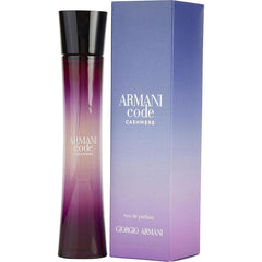 WOMENS FRAGRANCES - Armani Code Cashmere 2.5 Oz EDP For Woman