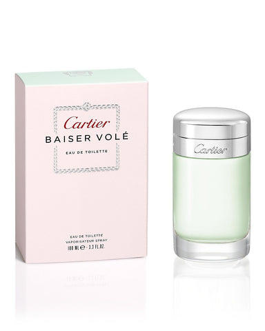 Baiser Vole Cartier 3.4 oz EDT for woman