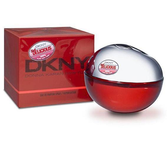 Be Delicious Red 3.4 oz EDP for women  DKNY WOMENS FRAGRANCES - LaBellePerfumes