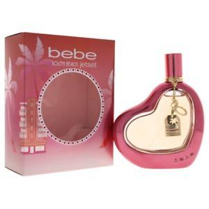 WOMENS FRAGRANCES - Bebe South Beach Jetset EDP 3.4 Oz For Woman