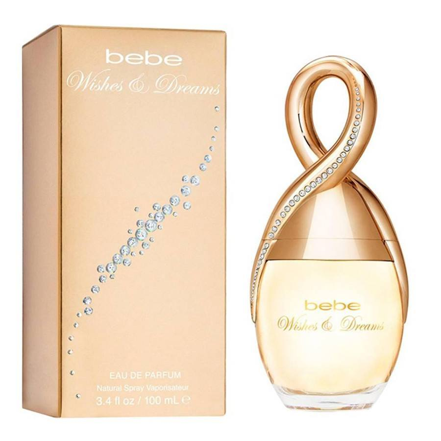 BEBE Wishs and Dreams 3.4 oz EDP for women  BEBE WOMENS FRAGRANCES - LaBellePerfumes