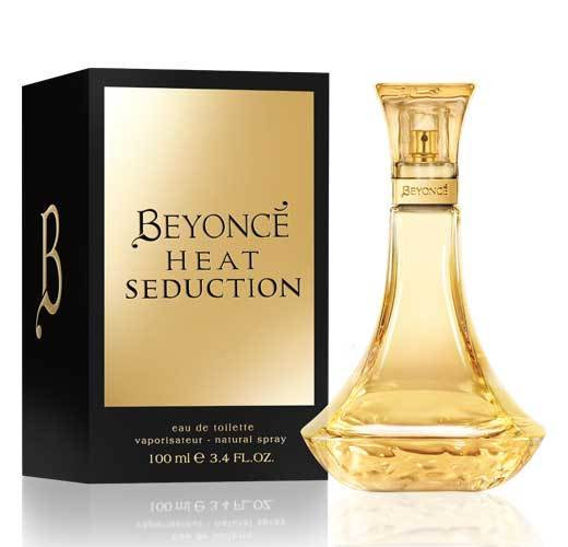 WOMENS FRAGRANCES - Beyonce Heat Seduction 3.4 Oz EDT For Woman
