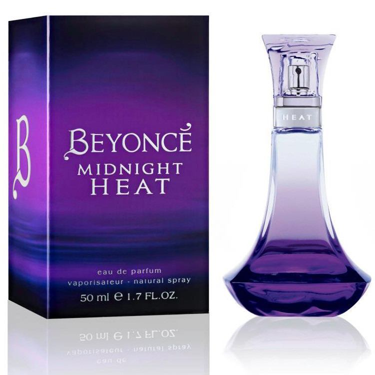 Beyonce Midnight Heat 3.4 oz EDP for women  BEYONCE WOMENS FRAGRANCES - LaBellePerfumes