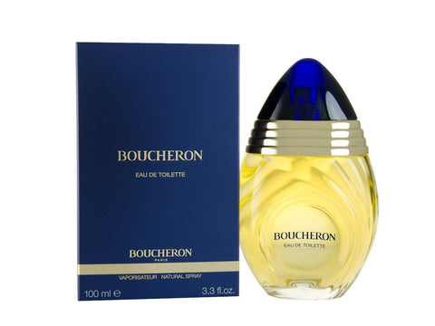Boucheron 3.4 oz EDT for women  BOUCHERON WOMENS FRAGRANCES - LaBellePerfumes