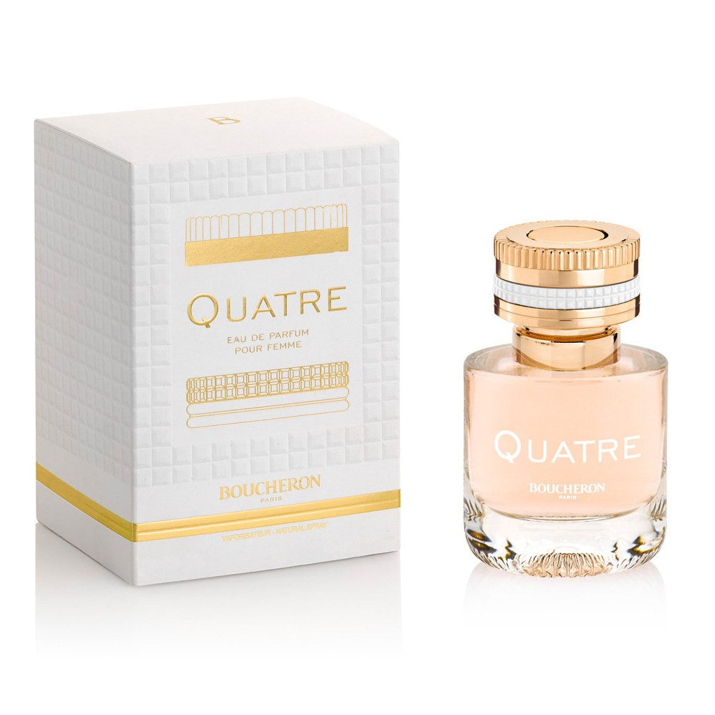 WOMENS FRAGRANCES - Boucheron Quartre 3.3 Oz EDP For Women