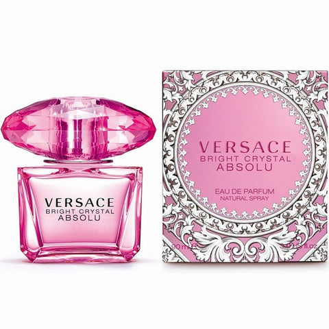 Bright Crystal Absolu 3.0 EDP for women  VERSACE WOMENS FRAGRANCES - LaBellePerfumes
