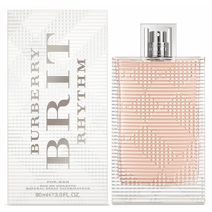 Brit Rhythm 3.0 EDT for women  BURBERRY WOMENS FRAGRANCES - LaBellePerfumes