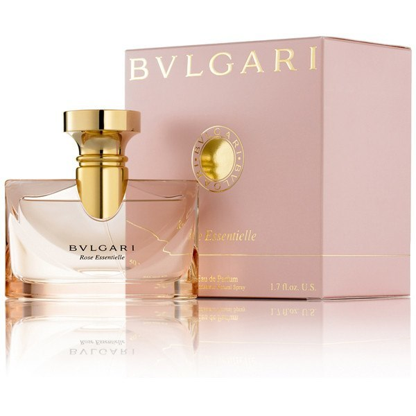 Bulgari Rose Essent. 3.4 oz EDP for woman  BULGARI WOMENS FRAGRANCES - LaBellePerfumes