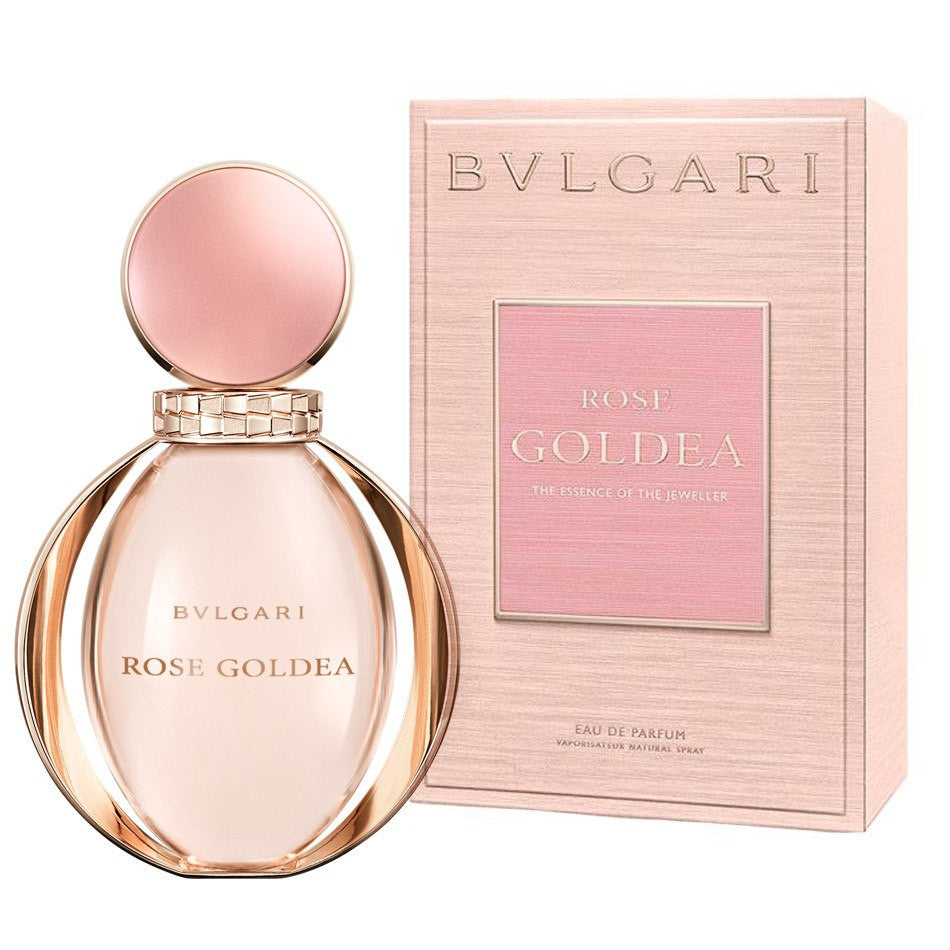 WOMENS FRAGRANCES - BVLGARI Rose Goldea 3.04 Oz EDP For Women