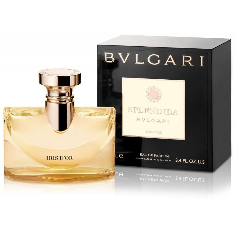WOMENS FRAGRANCES - Bvlgari Splendida Iris D'Or 3.4 Oz EDP For Woman