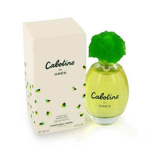 Cabotine 3.3 oz EDT for women  GRES WOMENS FRAGRANCES - LaBellePerfumes