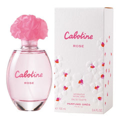Cabotine Rose 3.4 EDP for women  PARFUMS GRES WOMENS FRAGRANCES - LaBellePerfumes
