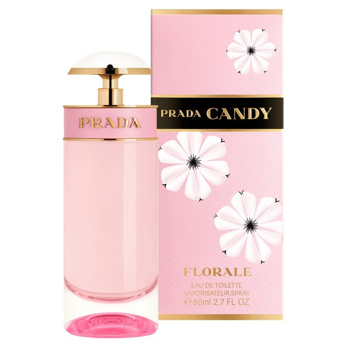 Candy Florale 2.7 EDP for women  PRADA WOMENS FRAGRANCES - LaBellePerfumes