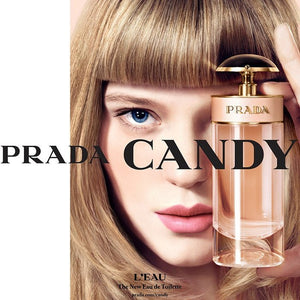 Candy L'Eau 2.7 oz EDT for women  PRADA WOMENS FRAGRANCES - LaBellePerfumes