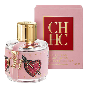 WOMENS FRAGRANCES - CH Queens Limited Edition 3.4 Oz EDP For Women
