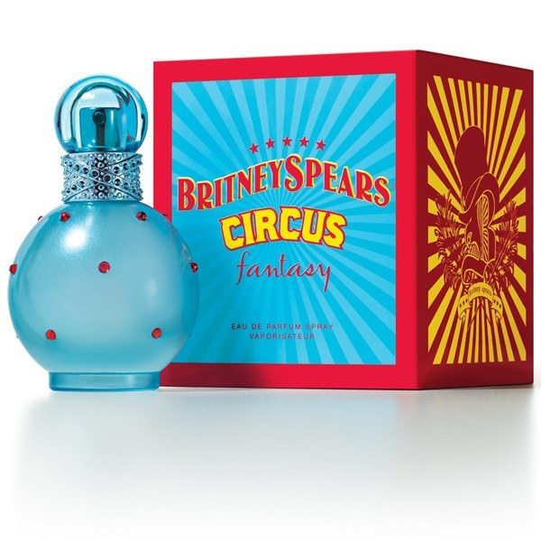WOMENS FRAGRANCES - Circus 3.4 Oz EDP For Woman