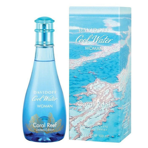 Cool Water Coral Reef 3.4 EDT for women