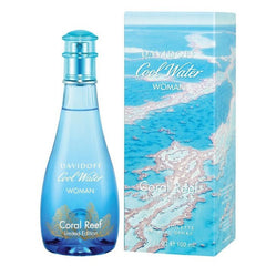 WOMENS FRAGRANCES - Cool Water Coral Reef 3.4 EDT For Women