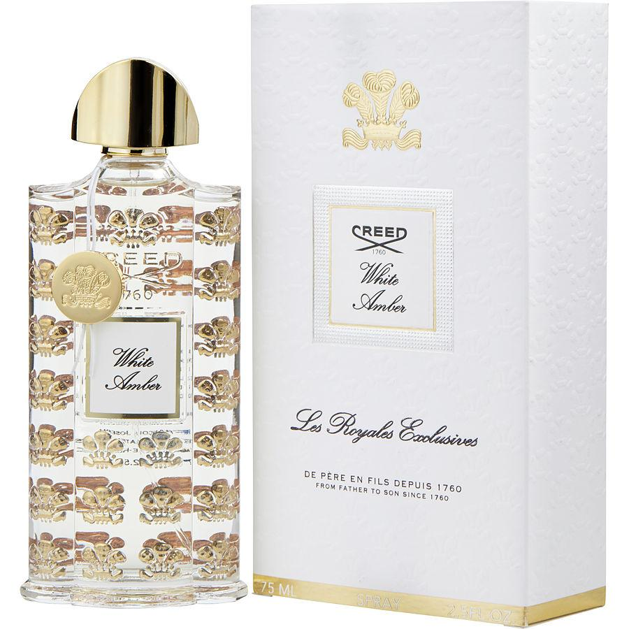 WOMENS FRAGRANCES - Creed White Amber 2.5 Oz EDP For Woman
