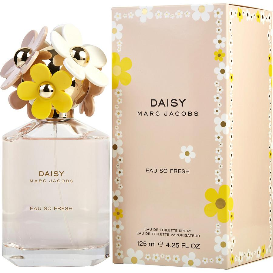 WOMENS FRAGRANCES - Daisy Eau So Fresh 4.2 Oz EDT For Women