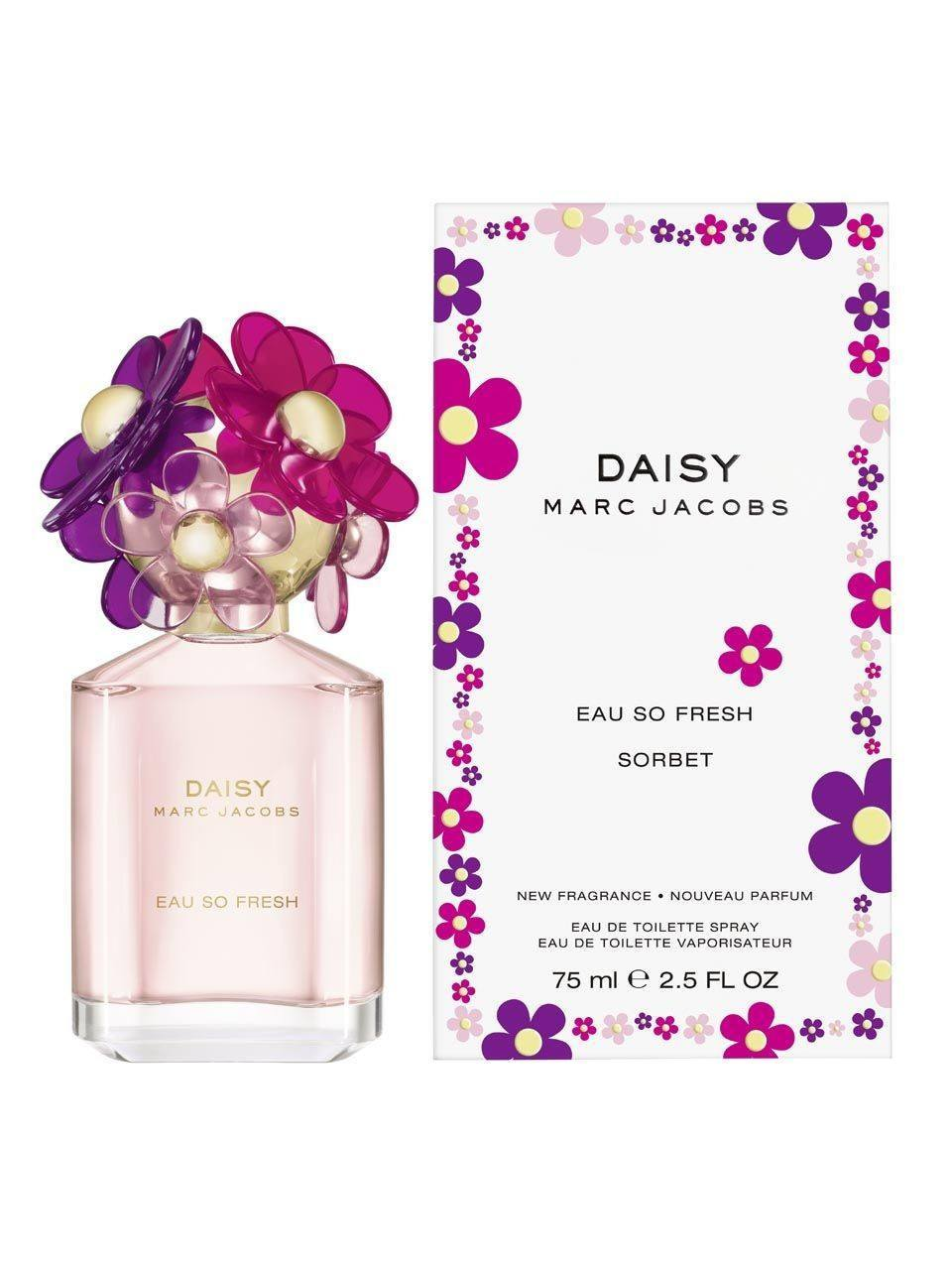 WOMENS FRAGRANCES - Daisy Eau So Fresh Sorbet 2.5 EDT For Women