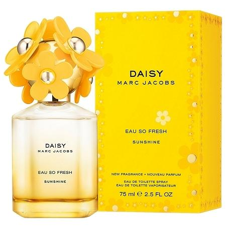 WOMENS FRAGRANCES - Daisy Eau So Fresh Sunshine 2.5 Oz EDT For Women