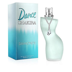 WOMENS FRAGRANCES - Dance Shakira Diamonds 2.7 Oz EDT For Woman