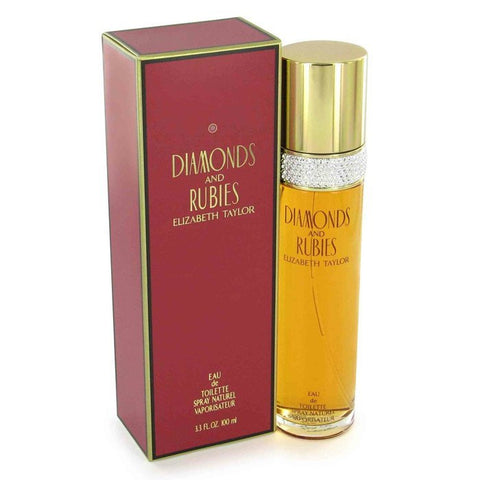 Diamonds and Rubies 3.4 EDT for women
